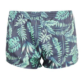 DARKHINY(ダークシャイニー) Men's Silk Trunks -LEAF Beige